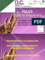 Toptic Demo Produits Haas