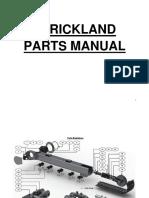 Strickland Parts Manual