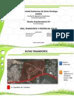 analisis completo para vias y transportes .pptx