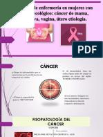cáncer ginecológico