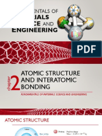 02 Atomic Structure and Interatomic Bonding
