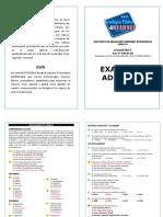 Examen de Admision IESTP HY-2019