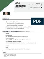 Nada - CV Comédienne PDF-converted