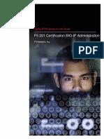 201 Certification