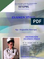 Examen Fisico (Power Point)