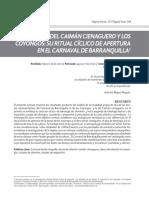 Caimán Cienaguero