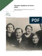 Fusilamiento Del Primo de Franco
