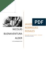 Nicolas Buenaventura Alder