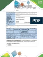 Guía de Actividades y Rúbrica de Evaluación - Fase 5 -Desarrollar Evaluación Final Prueba Objetiva Abierta (POA)