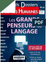 Les penseurs du langage