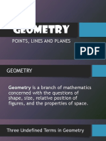 Geometry Grade 7