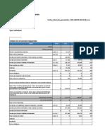 Reporte de estados financieros