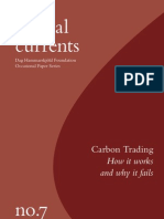 Carbon Trading Why It Fails