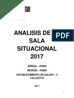 Sala Situacional 2016
