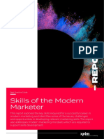 Econsultancy-Skills of the Modern Marketer