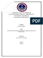 Automatización Papeles de Trabajo y Formas de Depurar La Informacion 2