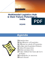 Multi Modal Logistics Hub