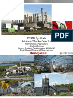 VESDA for Industrial Applications in Lima - PERU, Road Show on 28th Aug ...