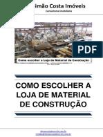 Como Escolher a Loja de Material de Construção