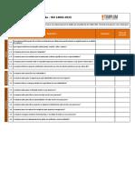 Gap Analisys ISO 14001 2015