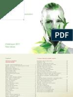 Green Master Catalogue 2011 -  New Ideas