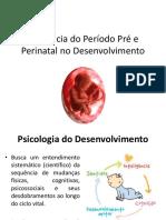 2018.08.20 - Influência Do Período Pré e Perinatal (1)