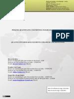 Silva_pesquisa Quantitativa_elementos Paradigmas e Definições