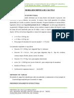 MEMORIA DE CALCULO APU INCA.doc