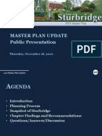 Sturbridge Master Plan Presentation 11-18-10