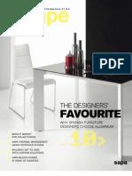 Sapa Group - Shape Magazine English 2010 # 2 - Aluminium