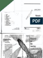Sesion 2 Historia de Las Teorías Evolucionistas (1a Parte)