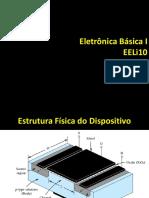Aula 16 - Caracteristicas de Corrente-tenso de Um MOSFET (1)