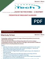 Fintech organisation structure
