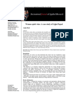 Lijjat papad case study