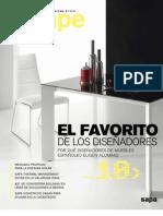 Sapa Group - Shape Magazine Spain 2010 # 2 - Aluminio