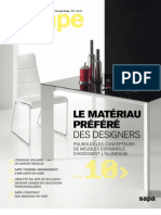 Sapa Group - Shape Magazine France 2010 # 2 - Aluminium