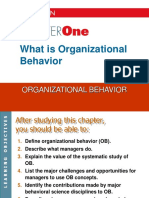 Organizatonal Behaviour