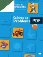 O Mundo da Carochinha - Matemática 2º ano - Caderno de Problemas.pdf