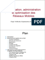 Planification, Administration Et Optimisation Part 3