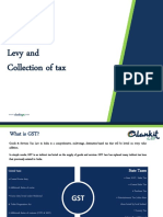 Levy Collection of Tax