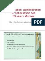 Planification, Administration Et Optimisation Part 2