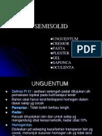 11.Semisolid