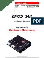 EPOS 245-Hardware Reference