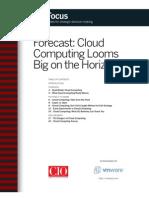 Cloud Computing Focus Guide
