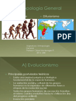 Clase 2 Evolucionismo-Difusionismo