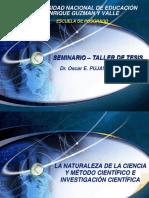 Seminario Invest I - Ciencia.ppt