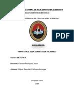 Monografia -Beneficio de Los Habitos Saludables (1)