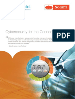 Cybersecurity for the Connected Vehicle Pov