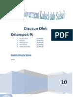 Analisis Web Sistem Kalsel n Sulsel- Ima