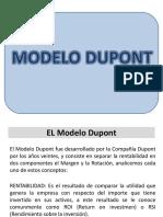 Presentación Modelo DUPONT